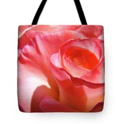 Pink Rose Art Prints Floral Summer Rose Flower Baslee Troutman Tote Bag