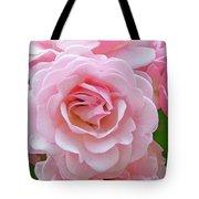 Pink Rose Cluster IIi Tote Bag