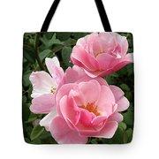 Pink Roses 2 Tote Bag