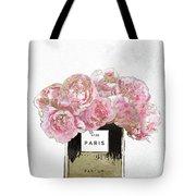 Pink Scented Tote Bag