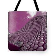 Pink Selfridges Tote Bag