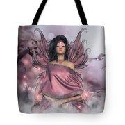 Pink Serenity Tote Bag