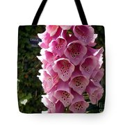 Pink Show Off Tote Bag