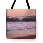 Pink Sky Dawn Tote Bag