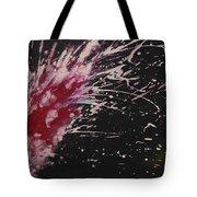 Pink Spark Tote Bag