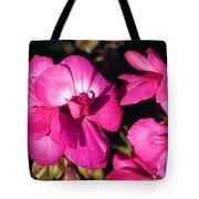 Pink Spring Florals Tote Bag
