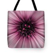Pink Sun. Tote Bag
