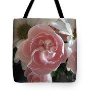 Pink Swirl Tote Bag
