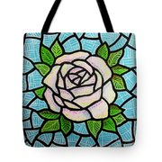 Pinkish Rose Tote Bag