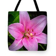 Pinkly Yours Tote Bag