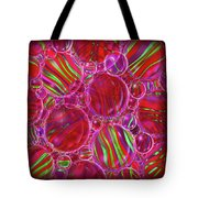 Pinkness Shower Curtain Tote Bag