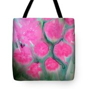 Pinks Tote Bag
