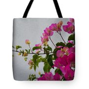Pinks Portrait Tote Bag