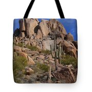 Pinnacle Peak Tote Bag