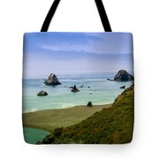 Pinnacles Tote Bag