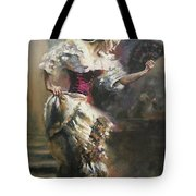 Pino D'angelico's The Dancer Tote Bag