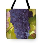Pinot Noir Ready For Harvest Tote Bag