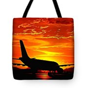 Dream Flight Tote Bag