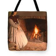 Pioneer Fire Impressions Tote Bag