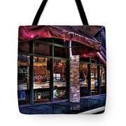 Pioneer Square Tavern Tote Bag