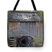 Pioneer Water Mill Tote Bag