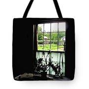 Pioneer Window Tote Bag