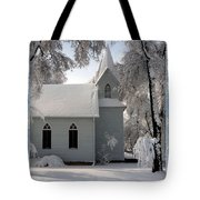 Pious Tote Bag