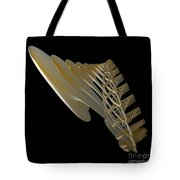 Pipe  Cathedral Tote Bag