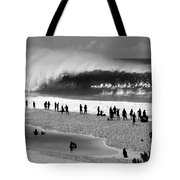 Pipe Frenzy Tote Bag