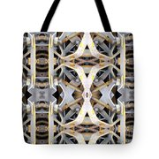 Pipe Hanger Tote Bag
