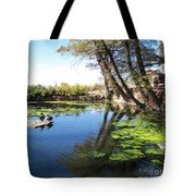 Pipe Springs Pond Tote Bag