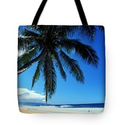Pipeline Beach Tote Bag