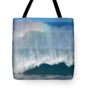 Pipeline Rainbow Tote Bag