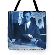 Pipes And Pinochle Tote Bag