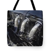 Pipes Of Glory Tote Bag