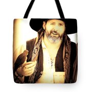 Pirate Mattie Tote Bag