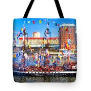 Pirate Colors Tote Bag