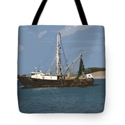 Pirate One Tote Bag