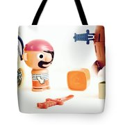 Pirate Play Tote Bag