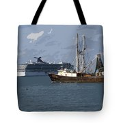 Pirate Two Tote Bag