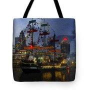 Pirates Plunder Tote Bag