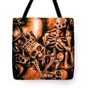 Pirates Treasure Box Tote Bag