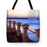 Piriapolis Coast Tote Bag