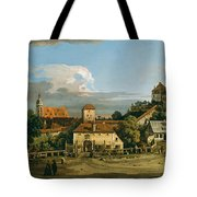 Pirna. The Obertor From The South Tote Bag