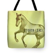Pirouette Fourth Level Tote Bag