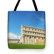 Pisa Panorama Tote Bag