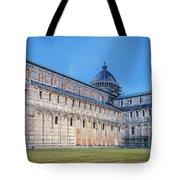 Pisa - Piazza Dei Miracoli Tote Bag