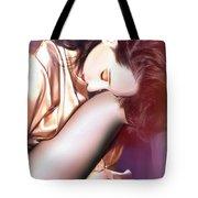 Pisces Dreamer - Self Portrait Tote Bag