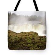 Pisew Falls Northern Manitoba Canada Tote Bag