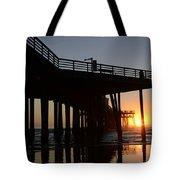 Pismo Beach Pier California 2 Tote Bag